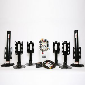 6 Pt 5th Wheel EQ Smart-Level 8678 Equalizer Systems