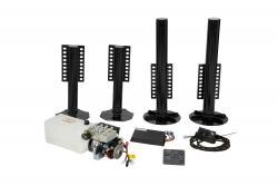 4 Pt 5th Wheel EQ Smart-Level HD 8658 Equalizer Systems
