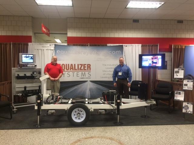 RVIA Show 1 Equalizer Systems