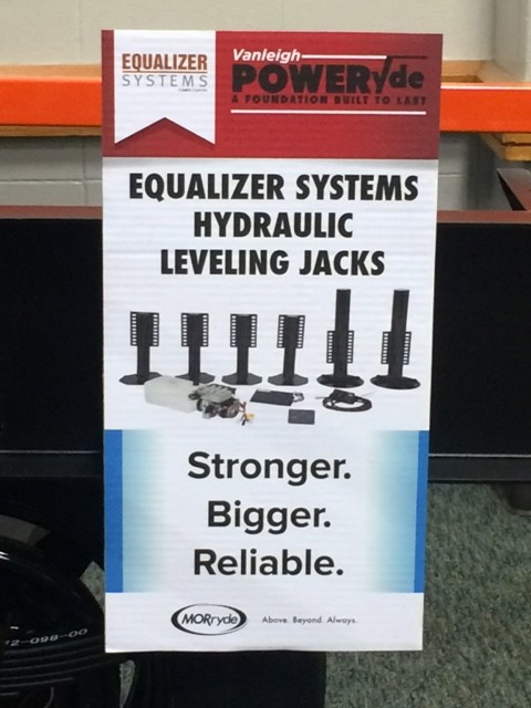 RVIA Show 17 Equalizer Systems