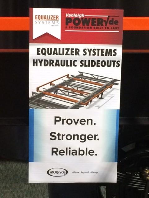RVIA Show 18 Equalizer Systems