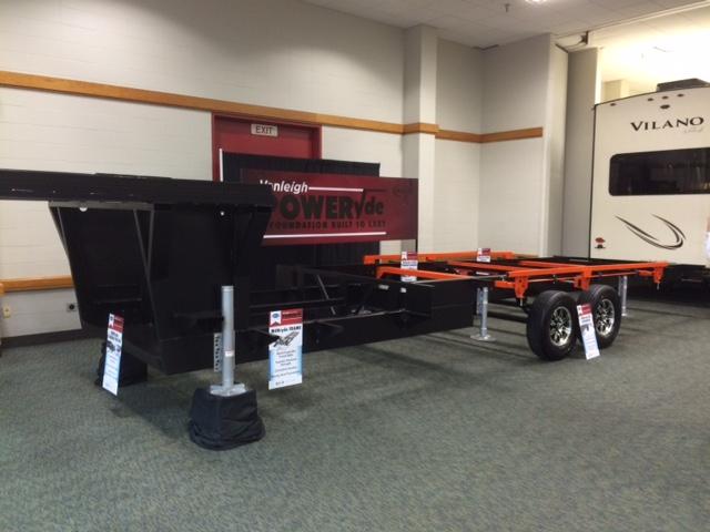 RVIA Show 20 Equalizer Systems