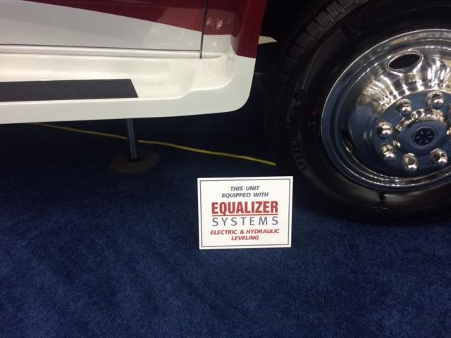 RVIA Show 5 Equalizer Systems