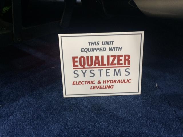 RVIA Show 7 Equalizer Systems