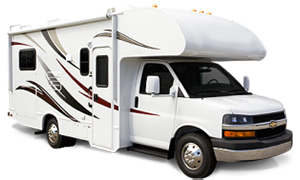 Class C Chevy Chassis Motorhome