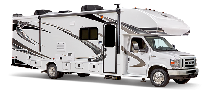 Class C Ford Chassis Motorhomes