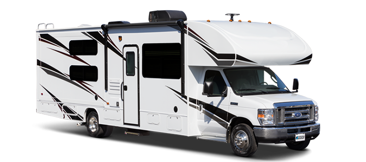 Class C Jayco Ford Chassis Motorhome