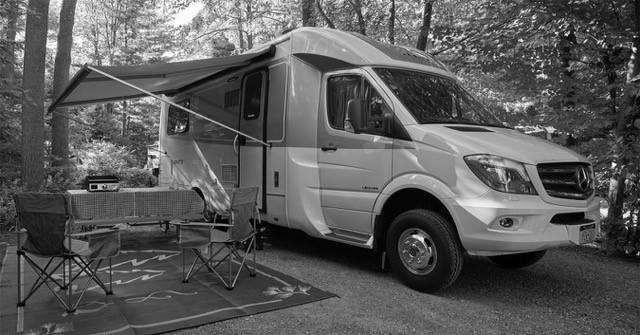 EQ Smart-Level System Mercedes Sprinter Chassis